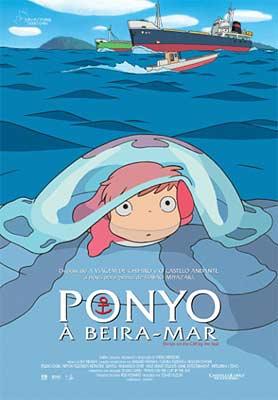 Ponyo à Beira Mar
