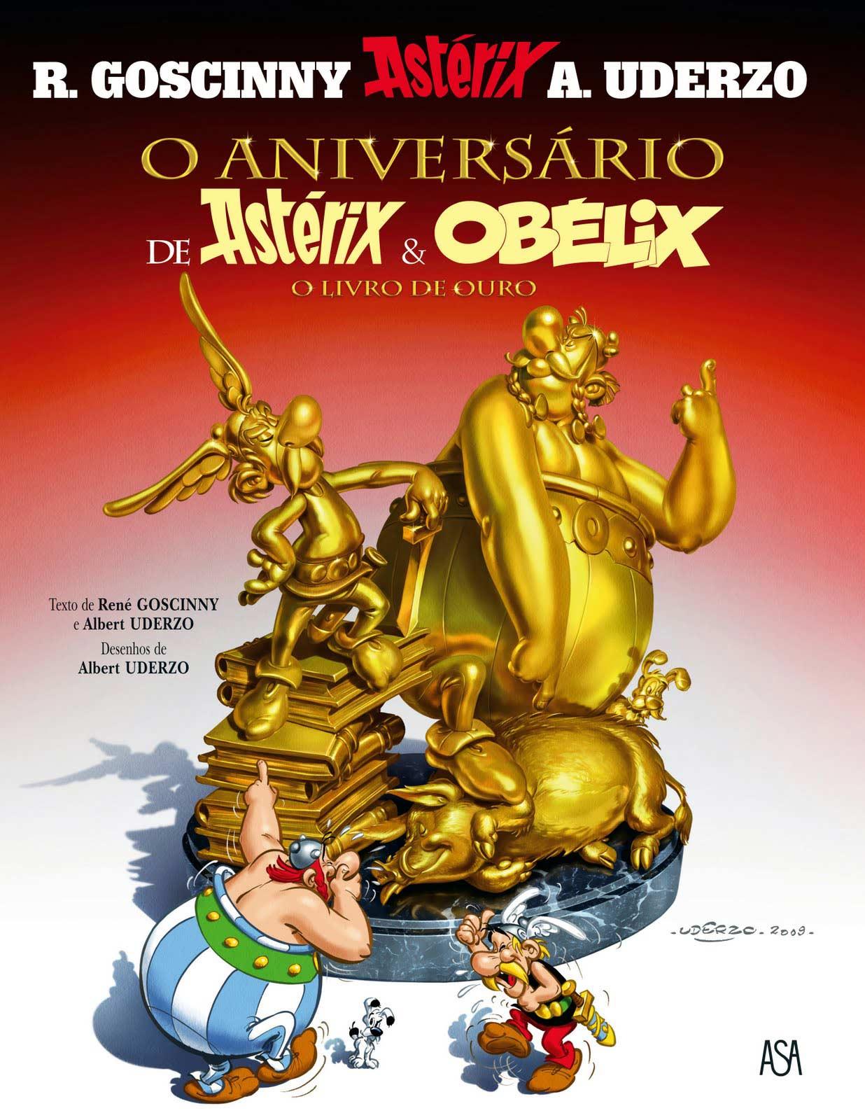 Uma conferência de imprensa em Paris com Uderzo, uma grande exposição dedicada a Astérix, uma grande Festa de Aniversário em […]