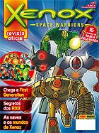 Xenox Space Warriors