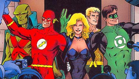Em 1998 a DC lançou numa maxi-série de 12 edições, mais tarde reunidas num TPB, um novo olhar sobre as […]