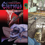 IX Troféus Central Comics – Nomeados