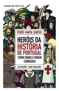 herois da historia de portugal