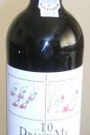 Garrafa Niepoort Vinho tinto Rotulo Artistas presentes no Mab- Kai Pfeiffer e Dominique Goblet 02