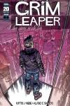 Grim Leaper # 1 cover
