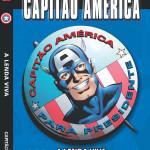 Antevisão: Capitão América – A Lenda Vida (Heróis Marvel Vol. 3)