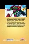 Homem-Aranha: Morte Dos Stacy contra-capa