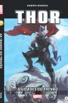 Thor idades do trovão capa