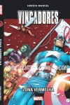 07 Vingadores Zona Vermelha Capa