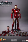 Figura: Avengers Iron Man Mark VII