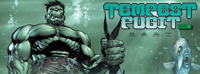 Hulk Tempest Fugit Título