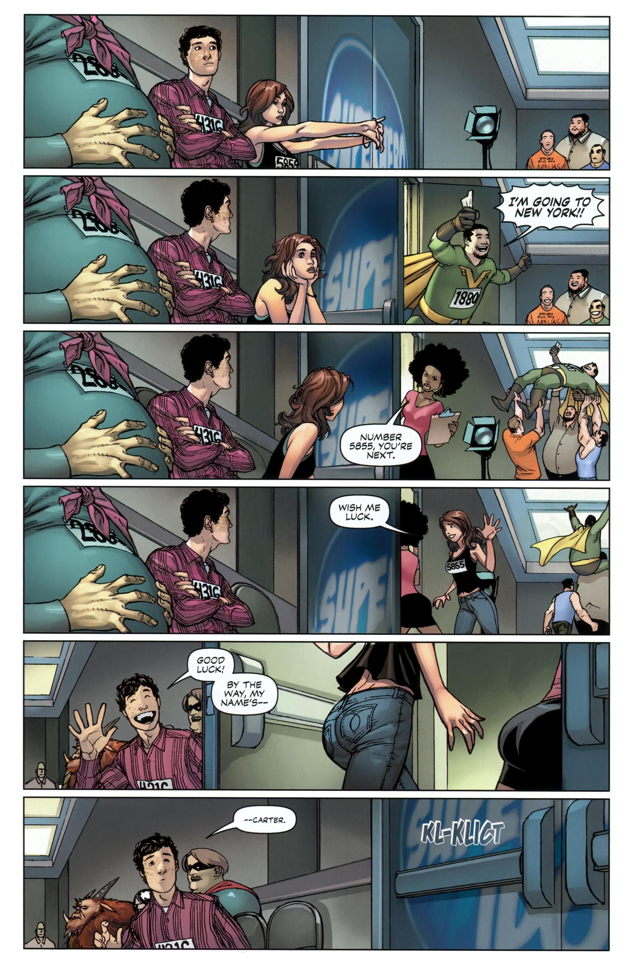 Idolized # 1 - page 2