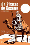Piratas do Deserto - Capa