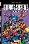Guerras Secretas parte 2 capa