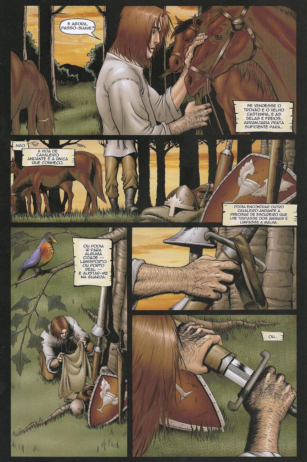 O Cavaleiro de Westeros página 6
