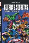 Guerras Secretas - Capa