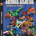 Antevisão: Guerras Secretas Parte 1 (Colecção Heróis Marvel vol. 12)