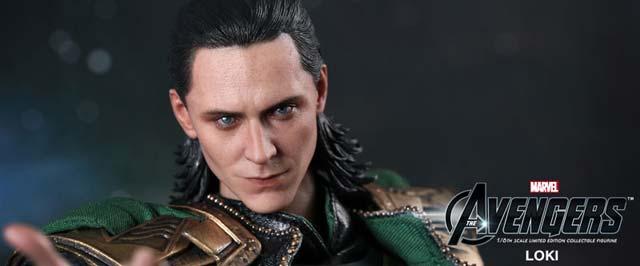 Avengers Figures Loki