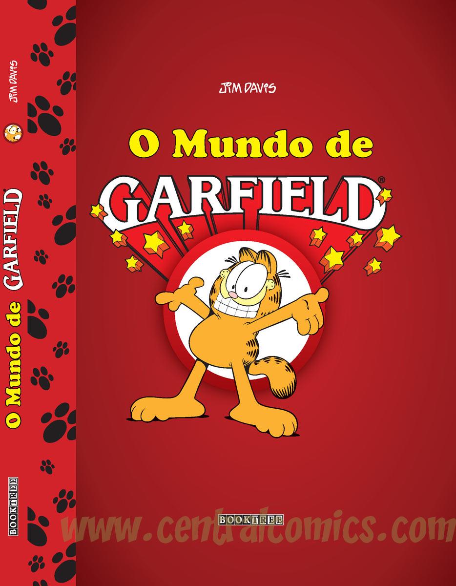 Capa - O Mundo de Garfield