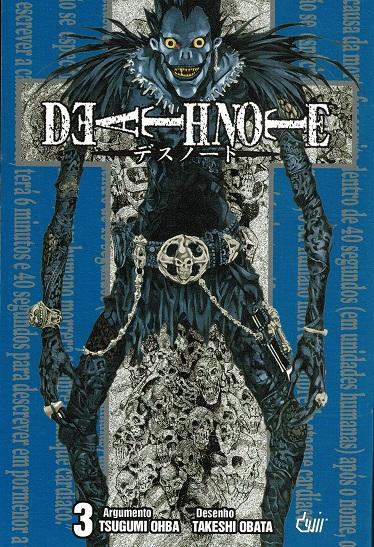 Death Note 03 Corrida Louca