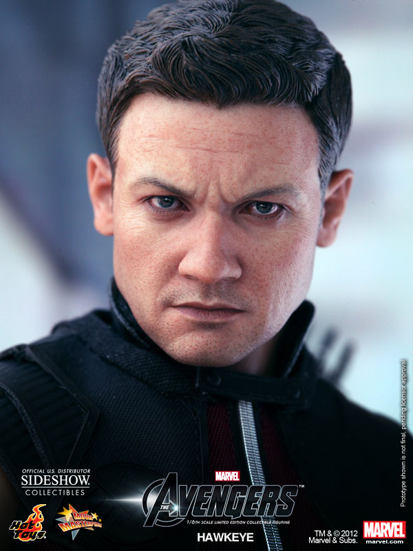Action Figure Avengers Hot Toys' Hawkeye 6