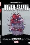 Homem-Aranha O Reino - capa