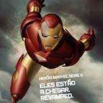 Teaser: Colecção Heróis Marvel – Segunda Série