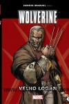 Wolverine Velho Logan capa
