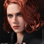 Avengers Hot Toys' Black Widow