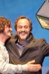 Paulo Monteiro com Rui Lacas