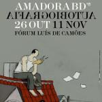 23ª AmadoraBD – Tema Central: Autobiografia na BD
