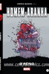 Homem-Aranha Reino capa