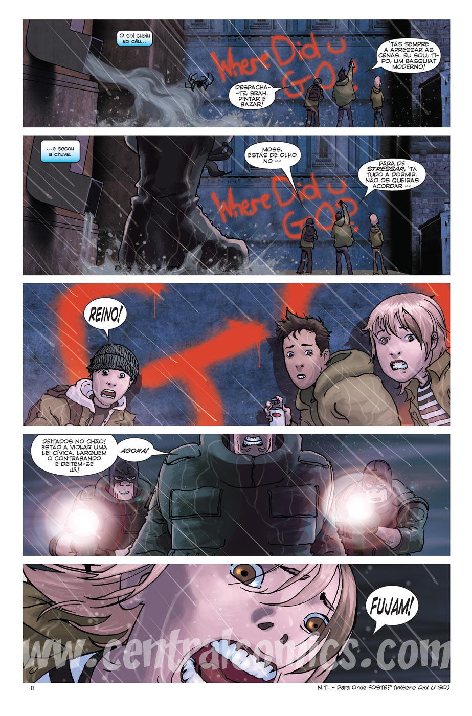 Homem-Aranha Reino Page 02
