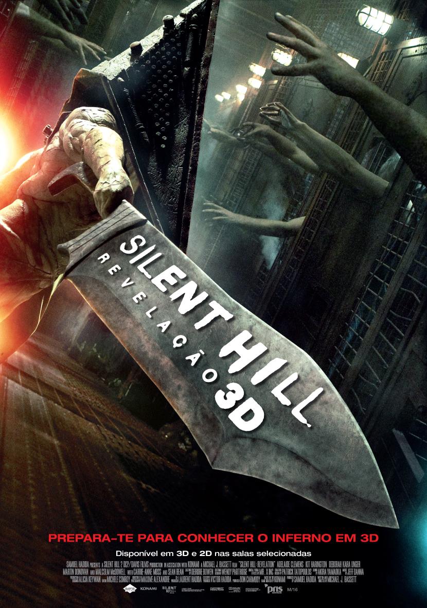 SILENT HILL: REVELAÇÃO 3D
