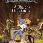 Lançamento: A Ilha dos Gatossauros