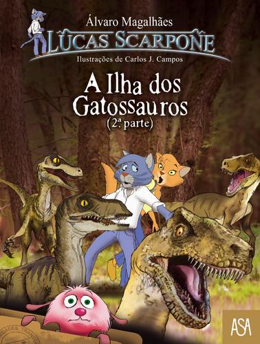 a ilha dos gatossauros 2ª parte