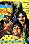 Metal Hurlant, Hors série Special Rock 83, Les Humanoïdes Associés, 1983