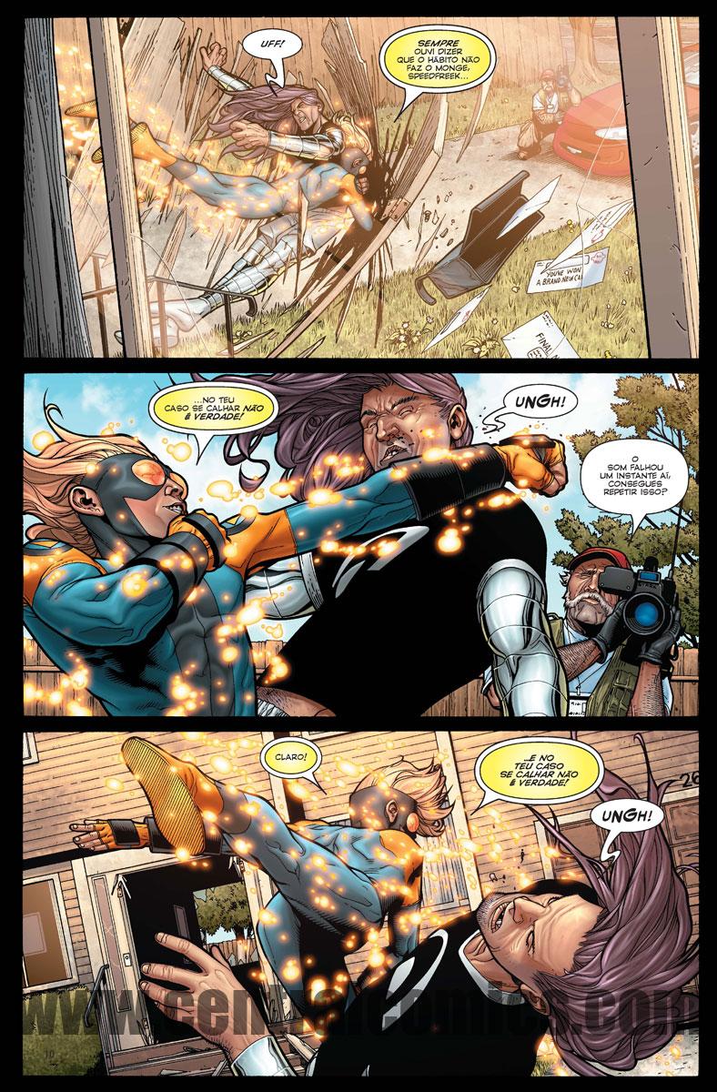 Novos Vingadores - Guerra Civil página 4
