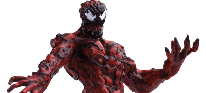 Colecção Figuras de chumbo Marvel, nº 63 - Carnage