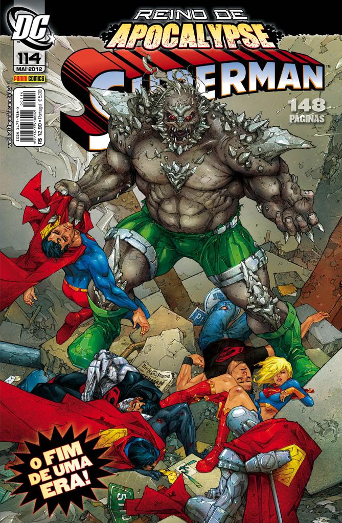 SUPERMAN 114