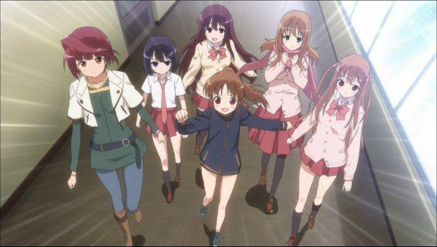 Saki Episode of Side