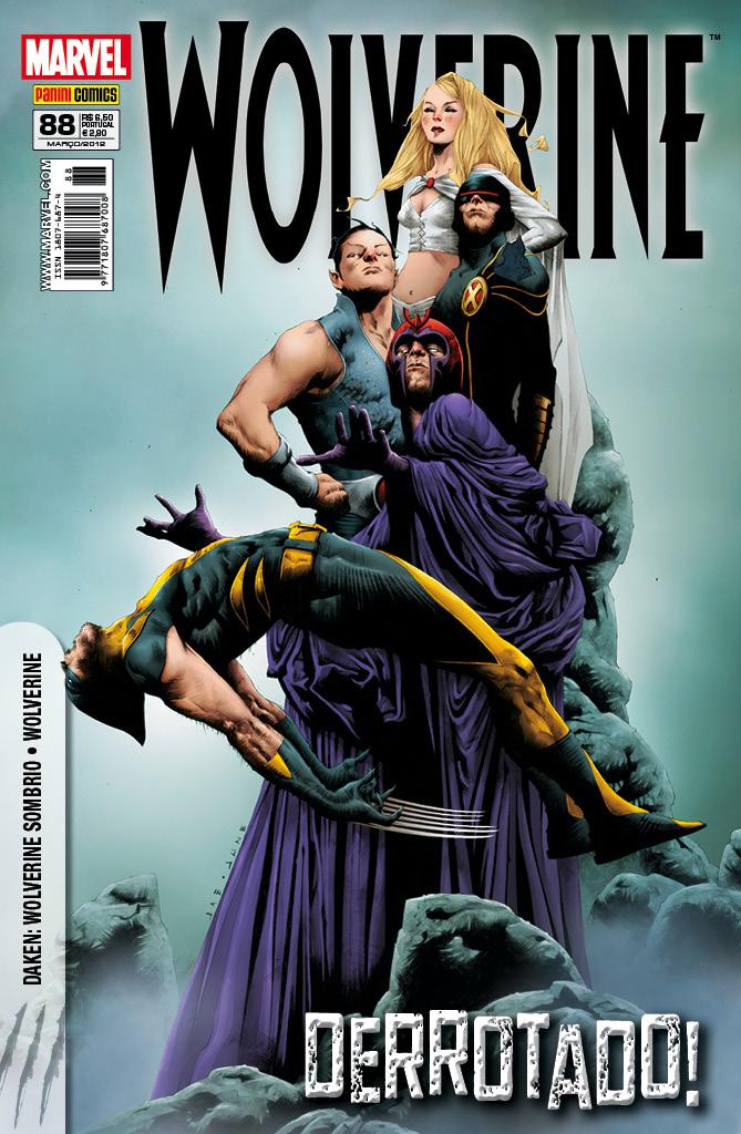 WOLVERINE 88
