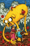 BD: Crítica – Adventure Time Vol. 1