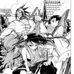 Animação: Vassalord, Jōjū Senjin!! Mushibugyō