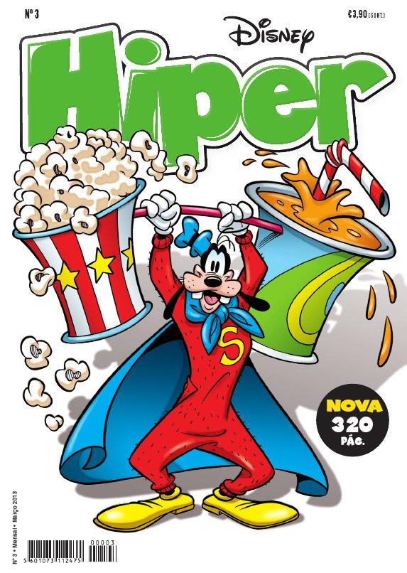 Capa Disney hiper 3