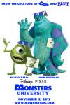 Monster University Poster