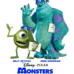 Animação: Antevisão de Monsters University