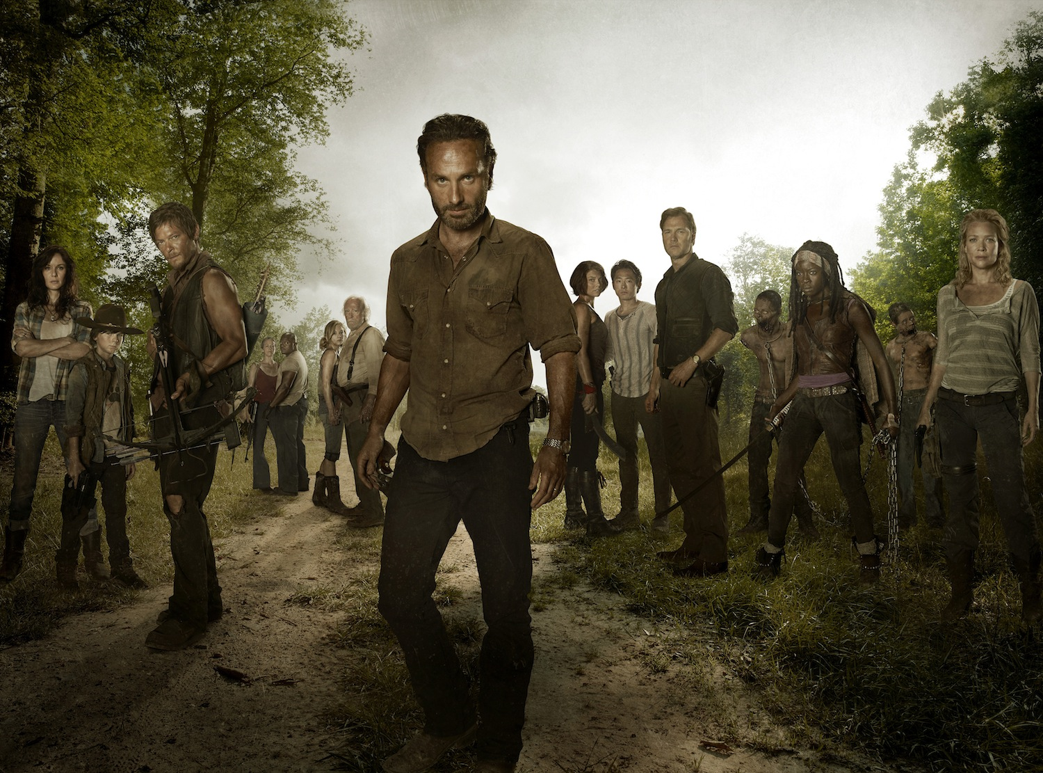 The Walking Dead Terceira Temporada