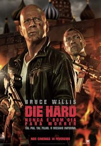 poster die hard 5