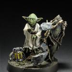 Merchandise: Star Wars Yoda ARTFX STATUE