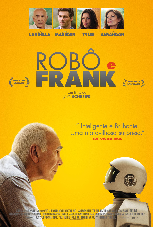 ROBÔ E FRANK
